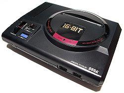 Console de 16 bits da Sega