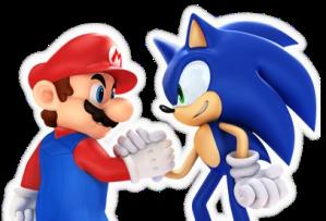 Tanta rivalidade no passado, muitas trocas de farpas entre os fãs e... hoje as empresas e mascotes são parceiros. E quem defendia tanto cada lado enfia a cabeça onde agora?
