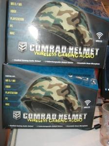 Comrad Helmet
