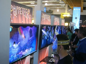 Puppeteer para PS3