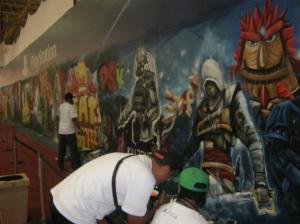 Grafite Sony