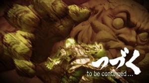"""Olhem bem para esta imagem. Vocês diriam que é de um jogo ou de um anime, se não conhecessem? Pois é, Asura's Wrath definitivamente É um """"anime interativo""""."""