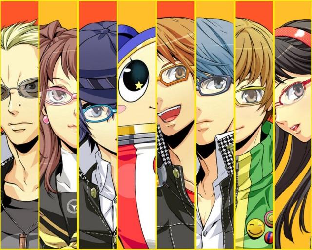 00-Persona4-Personagens