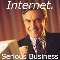 Para muitos Internet é coisa séria mesmo. Relaxa, galera, muito melhor discutir os assuntos de maneira educada e racional.