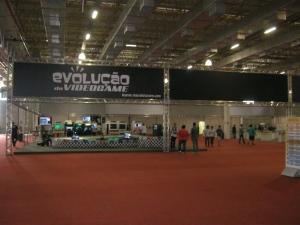 Evolução do Videogame: espaço contendo boa parte da história dos jogos eletrônicos.