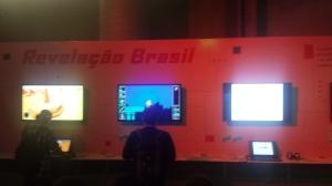 O espaço Revelação Brasil.