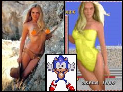 Nem o Sonic acreditou quando ficou sabendo...kkk