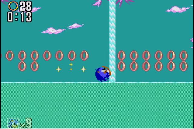 09-Maratona-Sonic-the-Hedgehog-2-8-Bit-Aqua-Lake-Zone