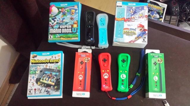"""Foto de uma noite de jogatina com jogos mais """"party"""". Acredito que a Nintendo ainda seja a grande força em multiplayer local."""