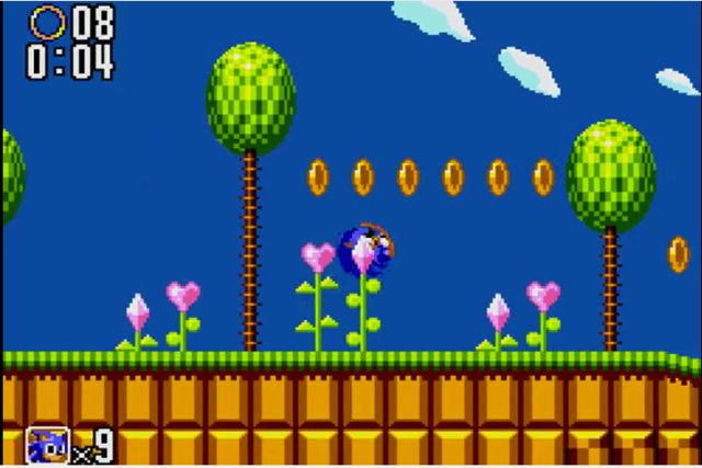 11-Maratona-Sonic-the-Hedgehog-2-8-Bit-Green-Hills-Zone