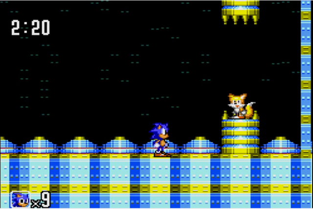 17-Maratona-Sonic-the-Hedgehog-2-8-Bit-Tails-Saved