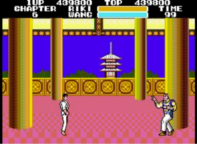 Verdadeiros mestres das artes marciais se enfrentando na luta final.