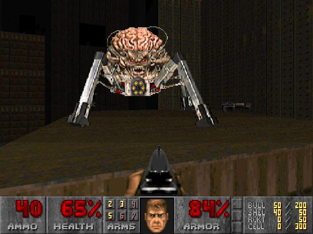 02-Doom_II_-_Spiderdemon