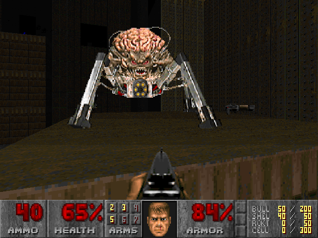 02-Doom_II_-_Spiderdemon