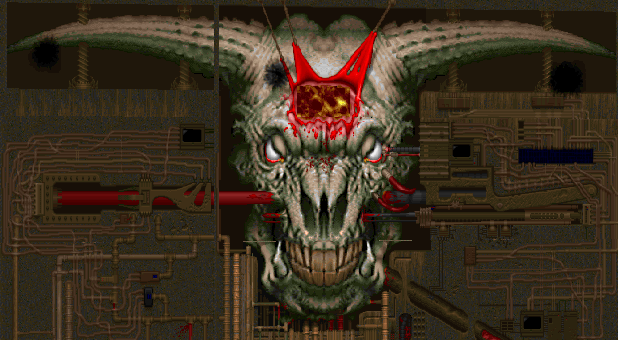 07-Doom_II_-_Final-Boss