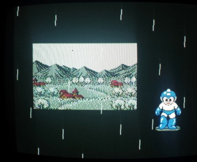 Tadinho do Mega Man, ainda se ele tivesse enfrentado o Umbrella Man...