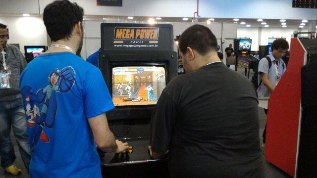 Jogatina sagrada em Arcade, nostalgia pura!