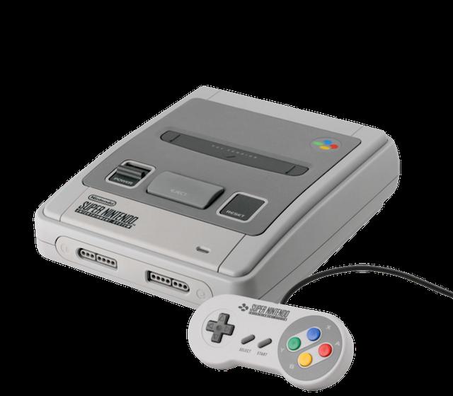 Super Famicom: a versão japonesa.