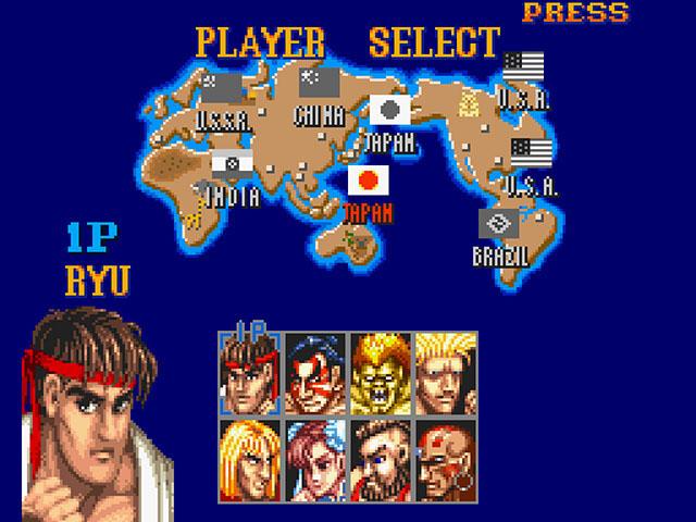 Street Fighter 2: The World Warrior. Vocês não imaginam o quanto eu desejei isso no Mega Drive.