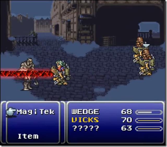 Final Fantasy VI: personagens marcantes, história épica e horas de entretenimento puro.