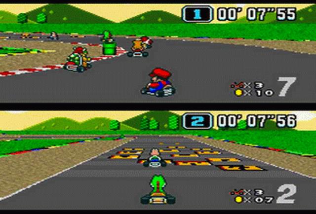 Super Mario Kart: o pontapé inicial de uma das franquias mais queridas da indústria.