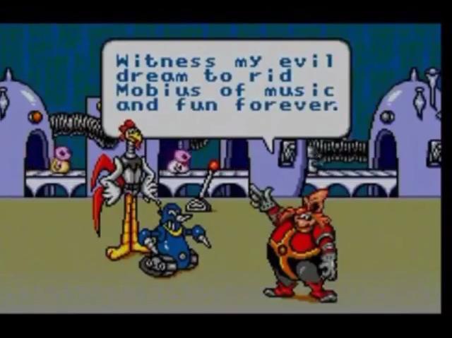 As broncas do chefe estão presentes em todas as versões, inclusive no Master System.