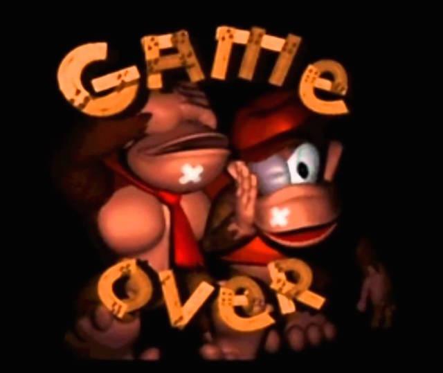 Se o jogador bobear muito, vai acabar vendo esta tela cedo ou tarde.